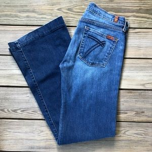 7 For All Mankind Dojo Trouser Jeans
